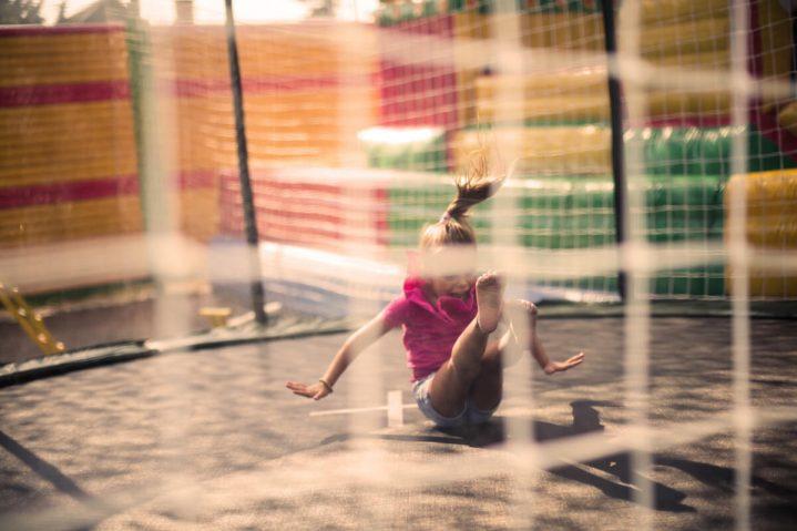 indoor trampoline parks