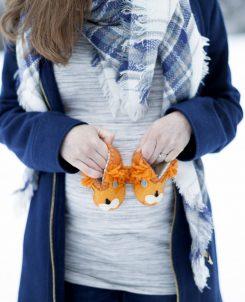 pregnant in winter