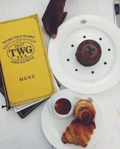 TWG Afternoon Tea