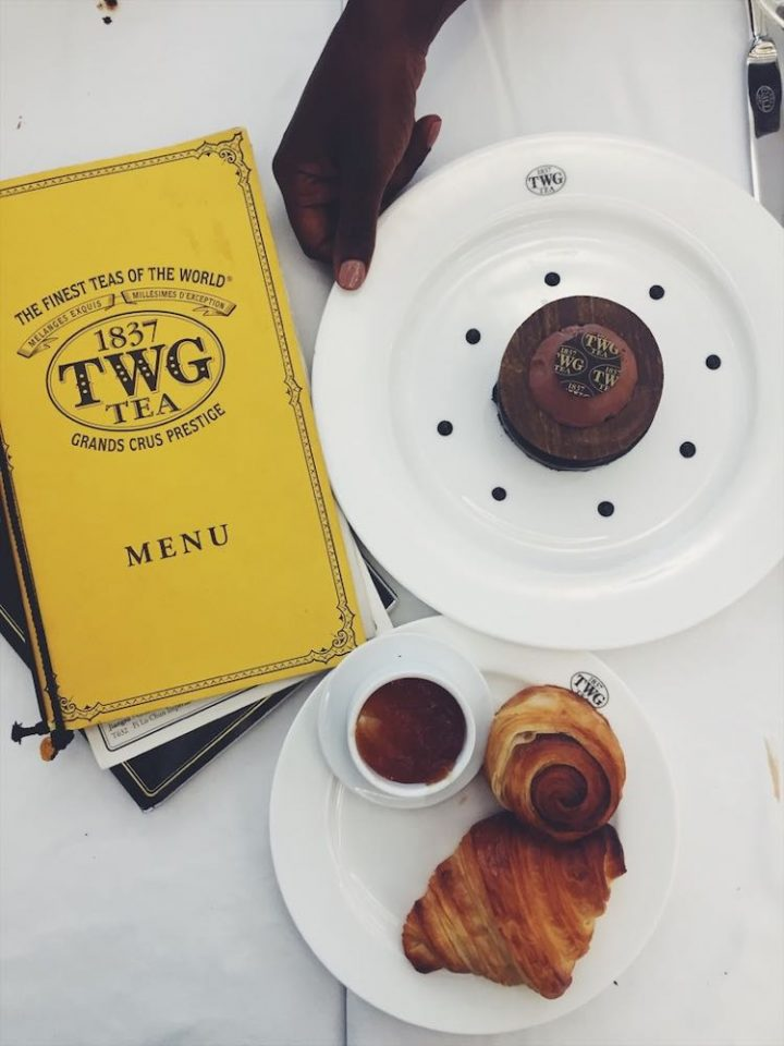 TWG Afternoon Tea