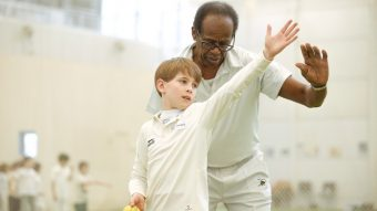 cricket classes for kids at lord's