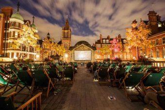open air cinema London