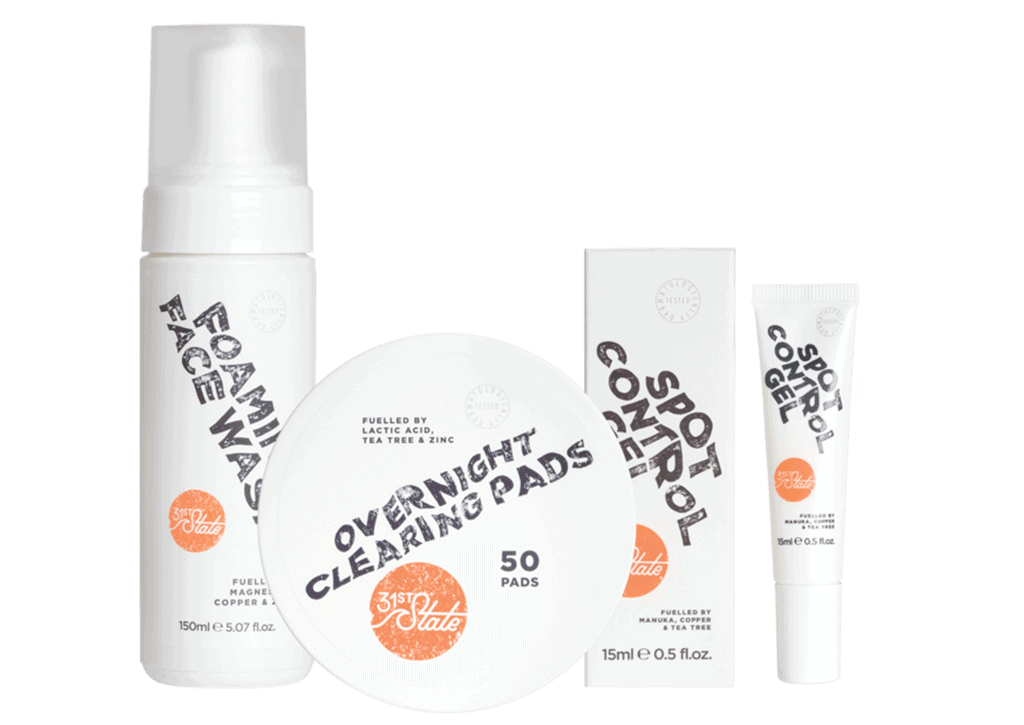 31st state skincare for teenage boys