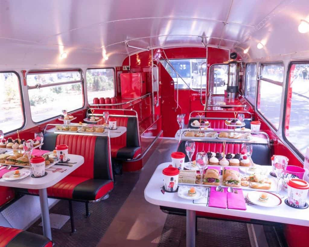 BRIGIT'S BAKERY'S Afternoon Tea Bus Tour
