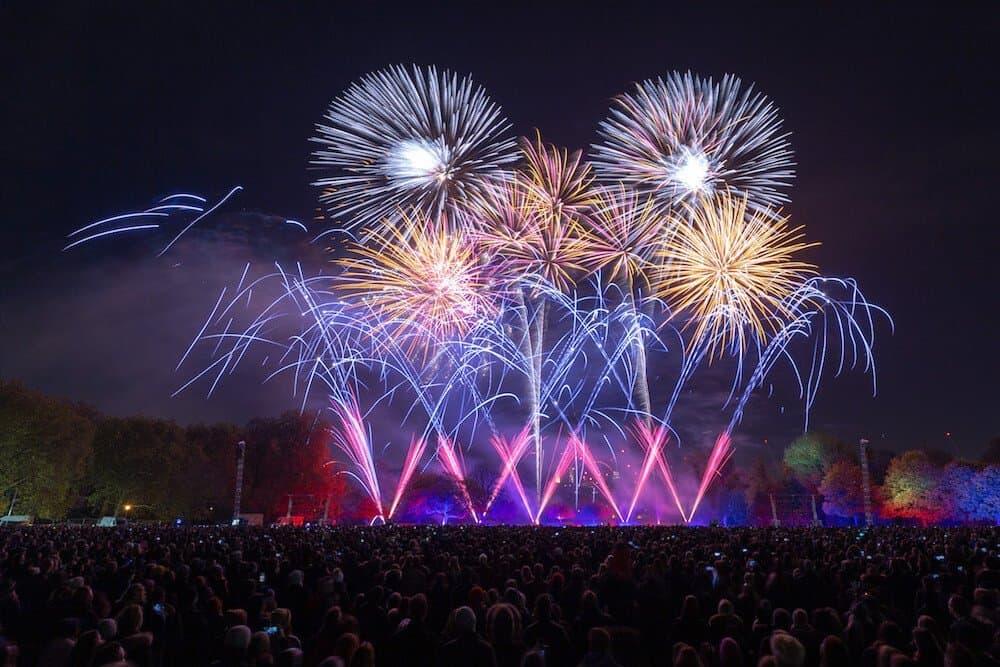 Battersea+Park+Fireworks