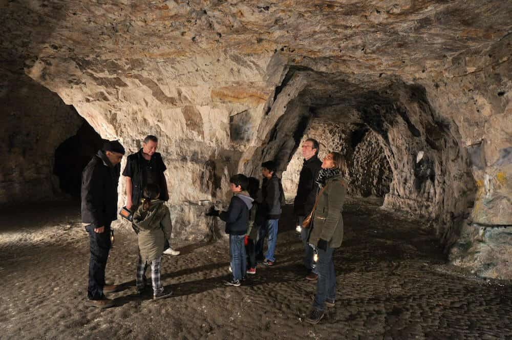Chislehurst-Caves-Tour