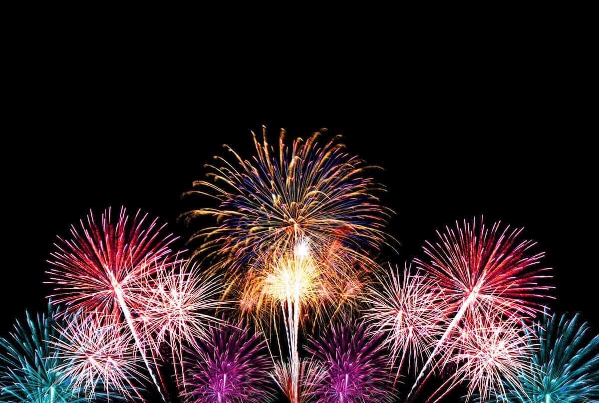 Crystal+Palace+Park+Fireworks