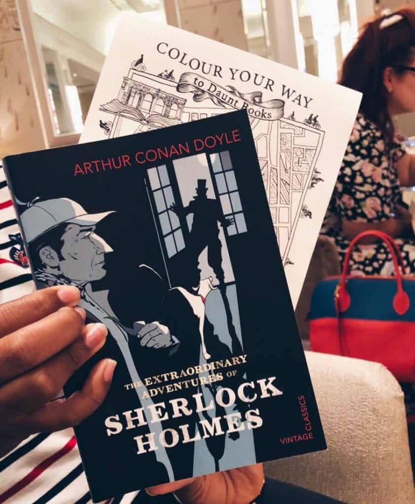 Daunt Books Afternoon Tea At Langham Hotel London2