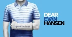 Buy Dear Evan Hansen theatre tickets