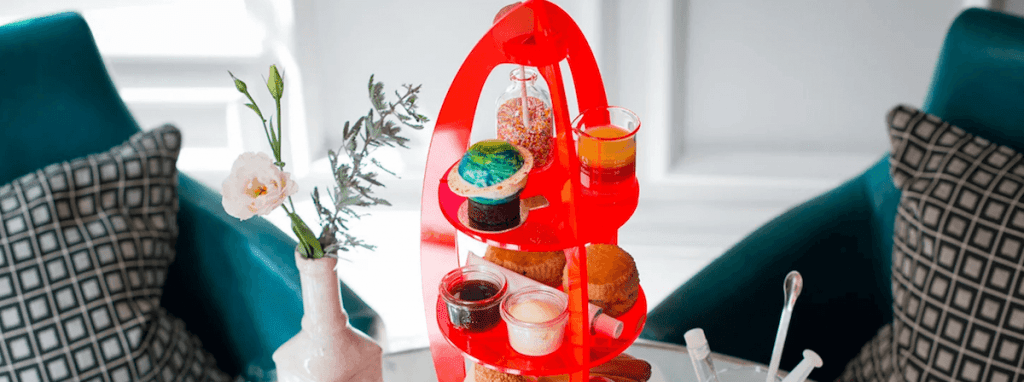 Kids' Sci-Fi Afternoon Tea at The Ampersand Hotel