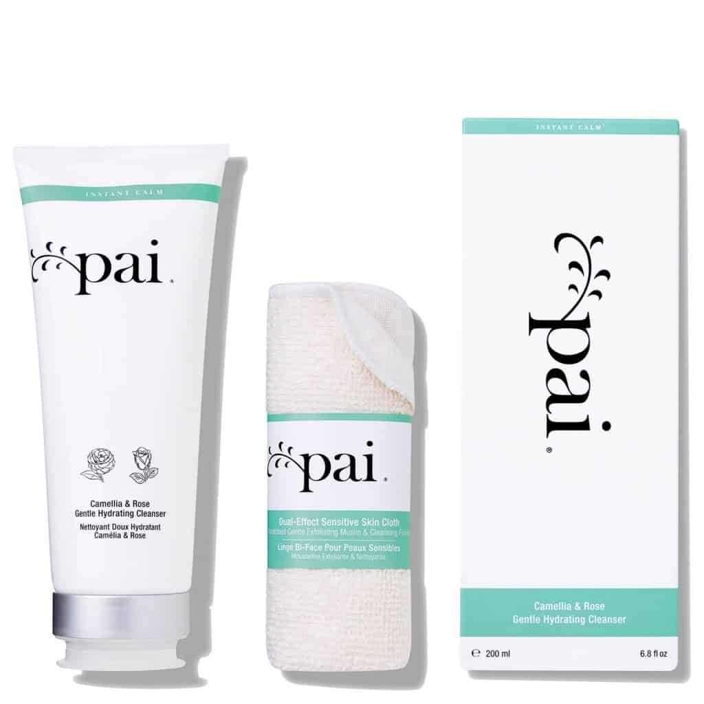 Pai Camellia & Rose Gentle Hydrating Cleanser.
