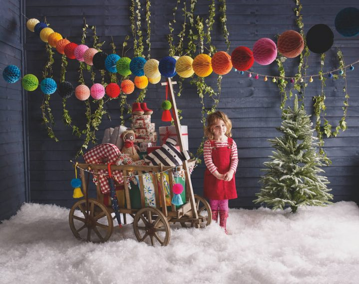 Win one of three pairs of tickets to SPIRIT OF CHRISTMAS Olympia London