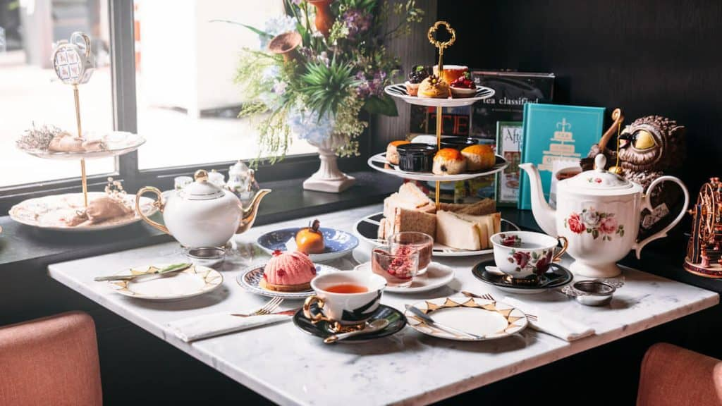 Mini Afternoon Tea At Reform Social + Grill | Mandeville Hotel