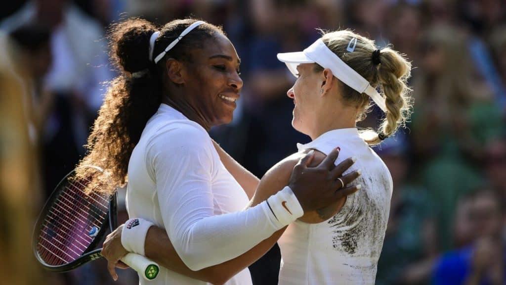 Wimbledon Tennis tournament London