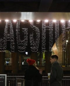 CANARY WHARF WINTER LIGHTS FESTIVAL 2020