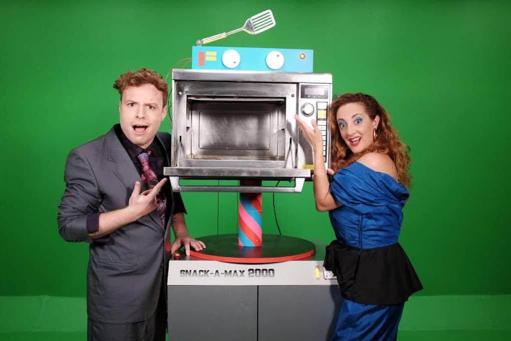 Gingerline TV Dinners2