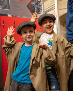 half term at The Postal Museum