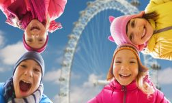 things to do half term London