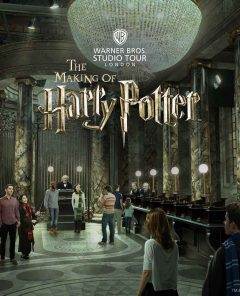 warner bros harry potter