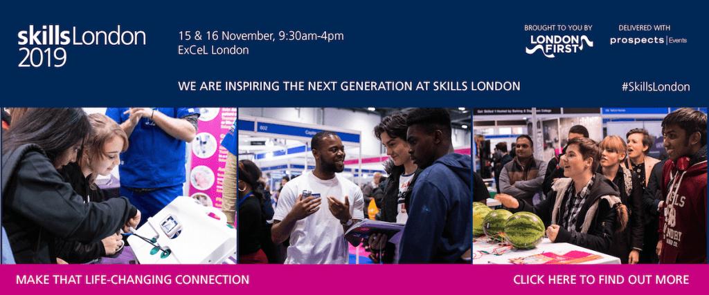 Skills London 2019