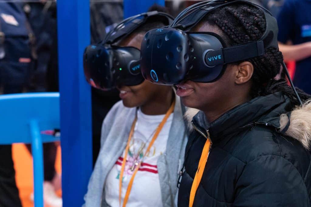 Careers in VR at Skills London