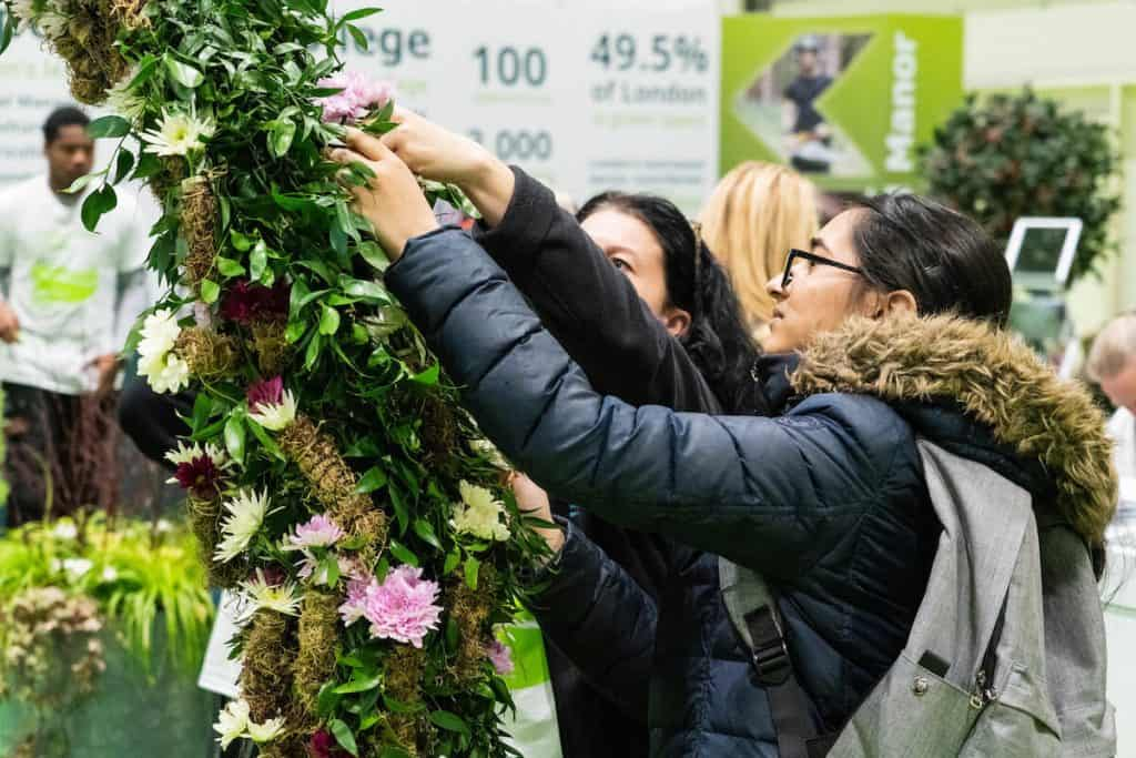 Careers in botany at Skills London