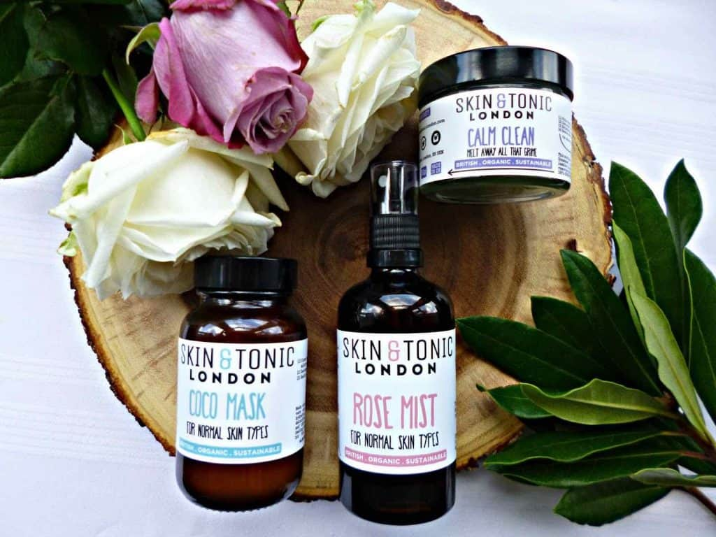 Skin and Tonic skincare