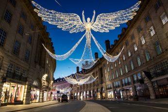 christmas shopping London