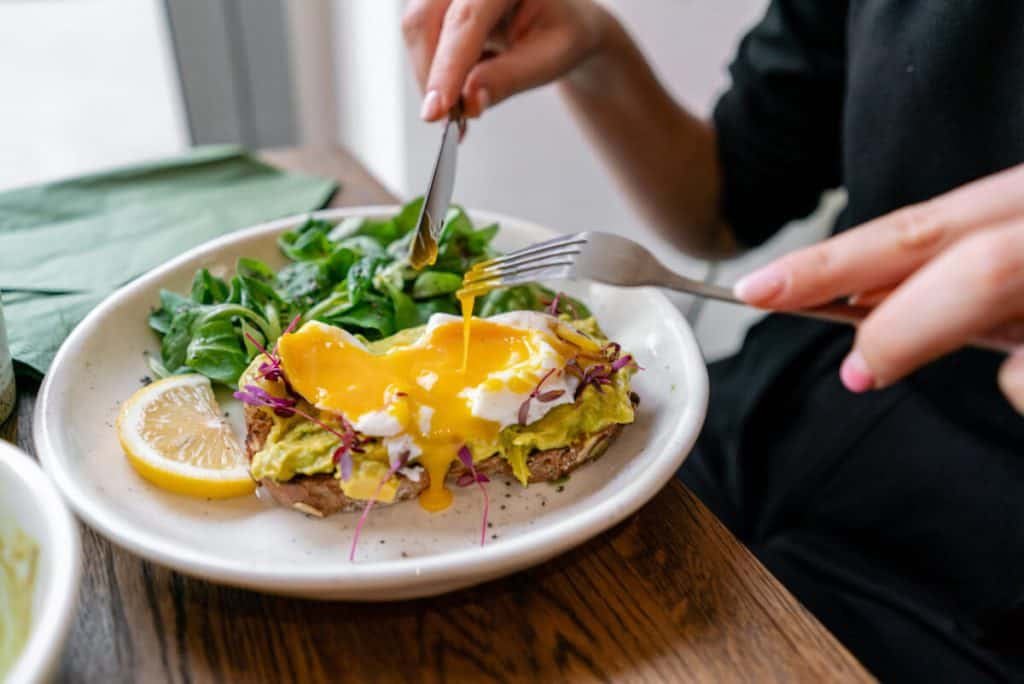 eggs as a superfood
