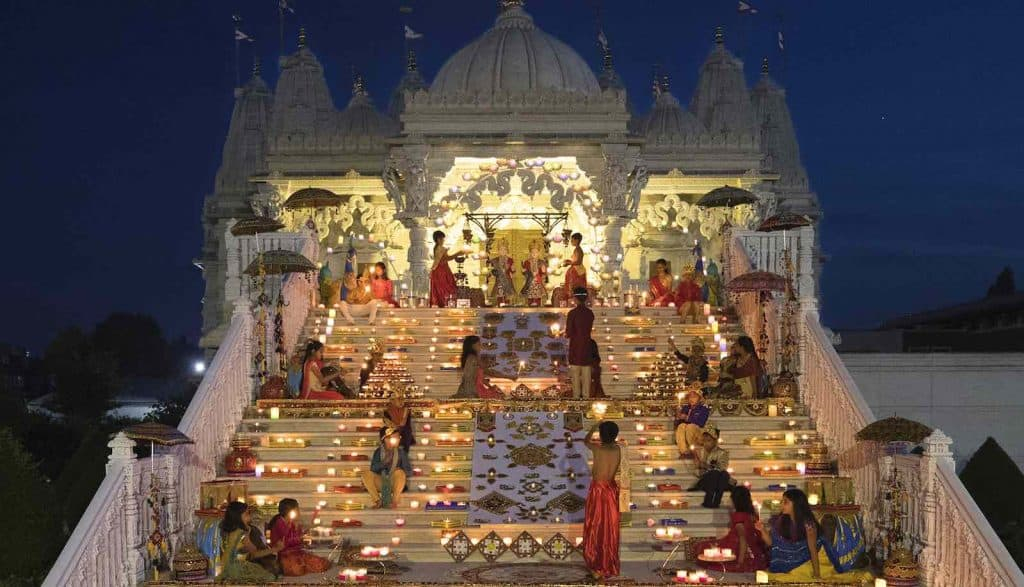 The Mandir (Neasden Temple)