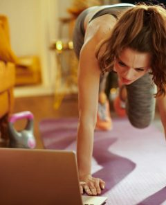 online home workouts guide