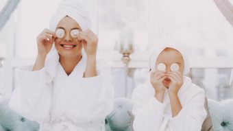 spa for kids London