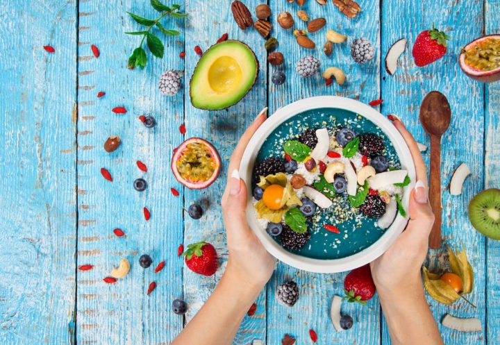 best place to find superfoods in London