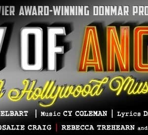 CITY OF ANGELS musical london