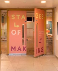stagesofmaking horniman museum