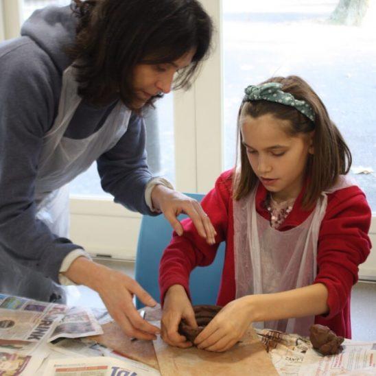 Foundling Museum half term