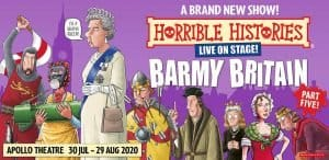 HORRIBLE HISTORIES- BARMY BRITAIN - PART FIVE