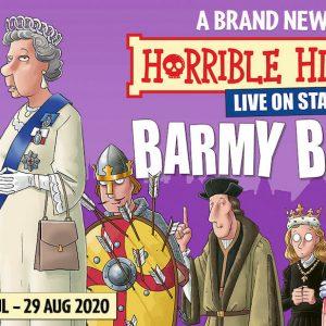 HORRIBLE HISTORIES- BARMY BRITAIN - PART FIVE