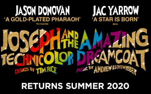 JOSEPH AND THE AMAZING TECHNICOLOR DREAMCOAT theatre london