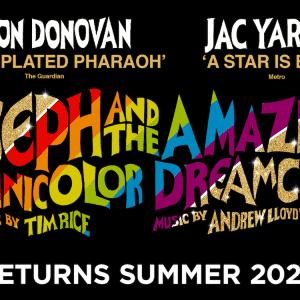 JOSEPH AND THE AMAZING TECHNICOLOR DREAMCOAT theatre london