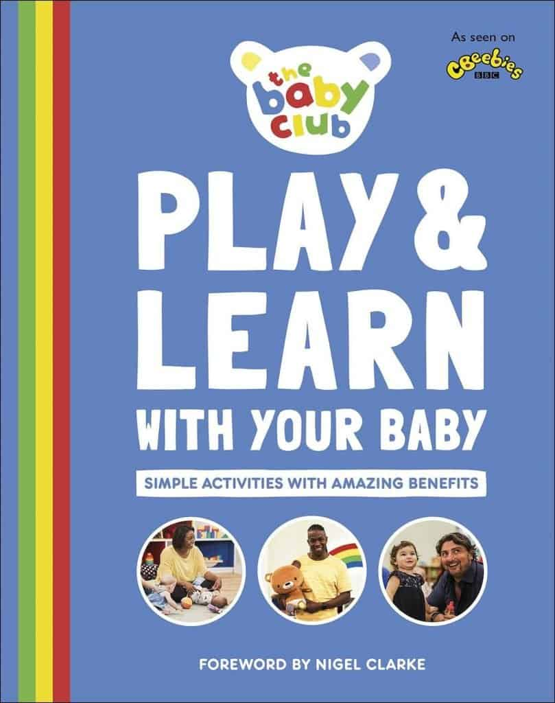 Play and Learn With Your Baby cbeebies book