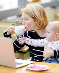 baby friendly cafe London 2