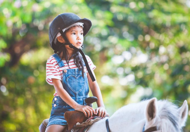 horse riding lessons for kids London