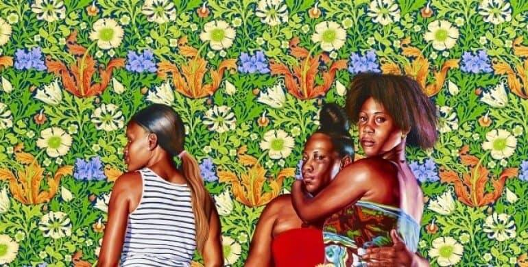 Kehine Wiley exhibition
