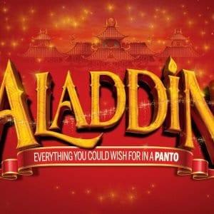 Aladdin2020 london