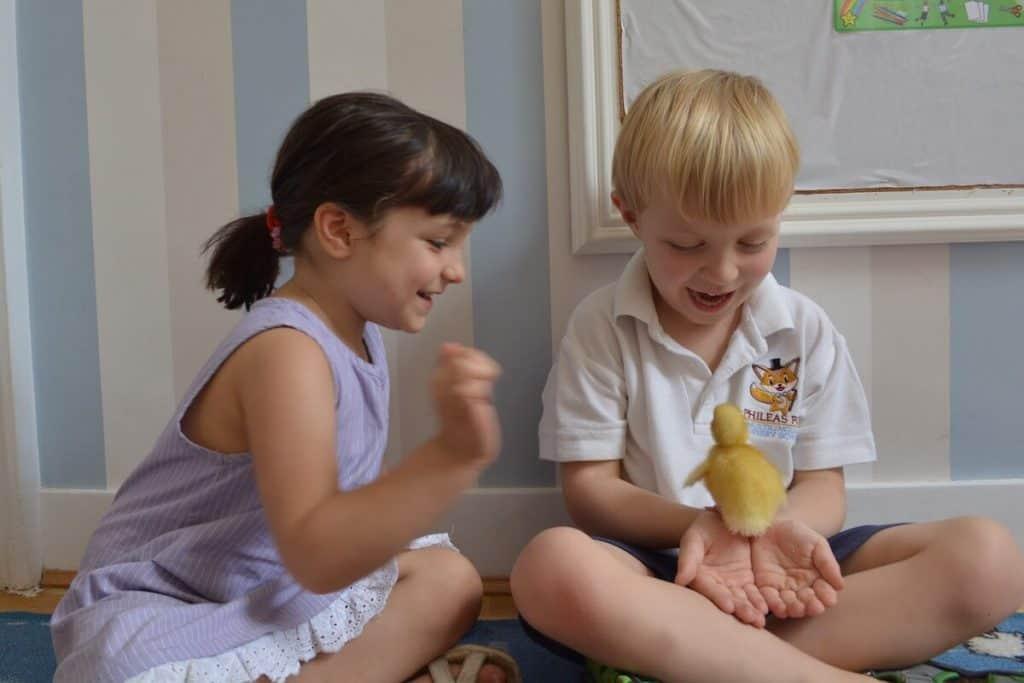 Phileas Fox Nursery School
