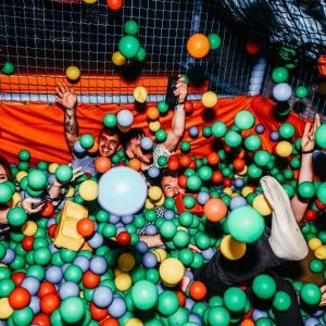 Adult Soft Play and Gaming