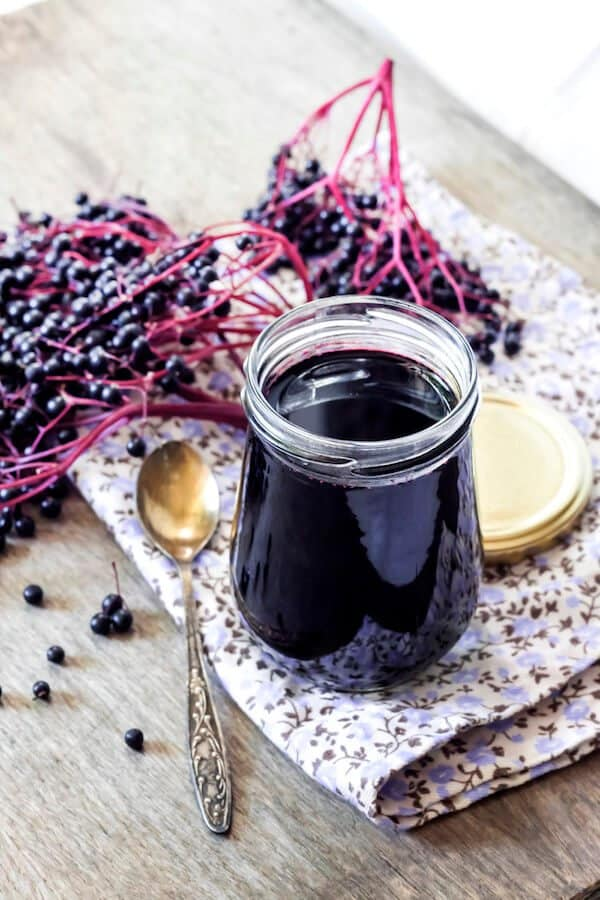 elderberries to boost immune system