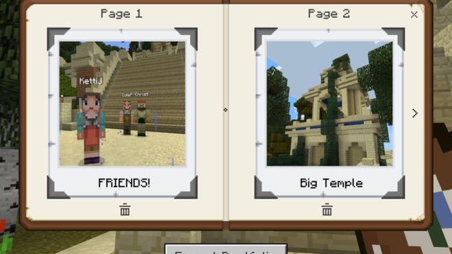 Minecraft Educational Worlds