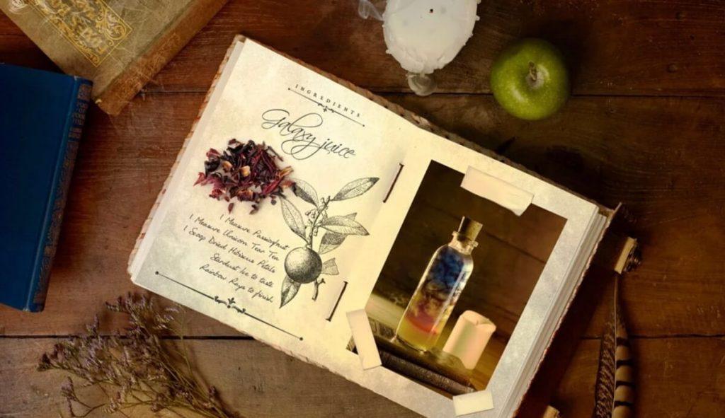 Cutter & Squidge Afternoon Tea Parties menu